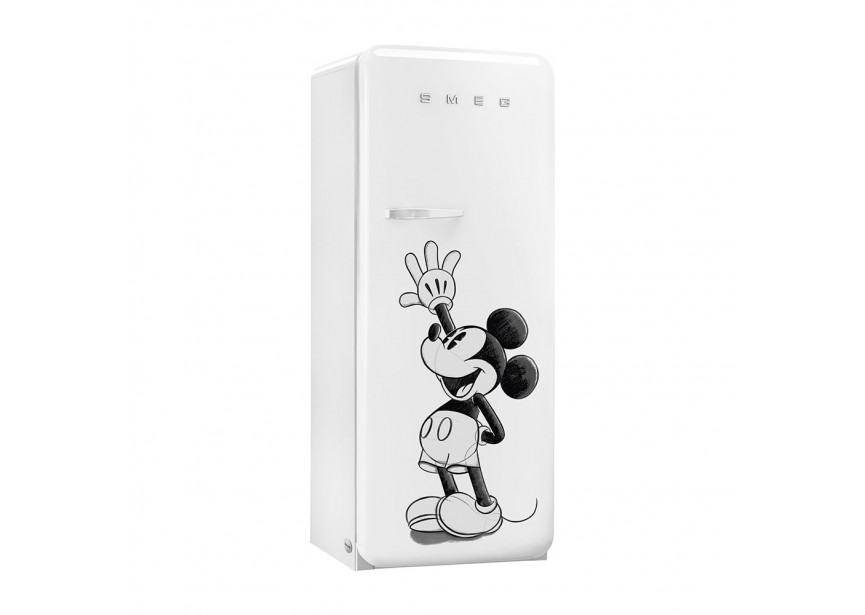 Smeg FAB28RDMM5 A+++ limited edition Mickey Mouse